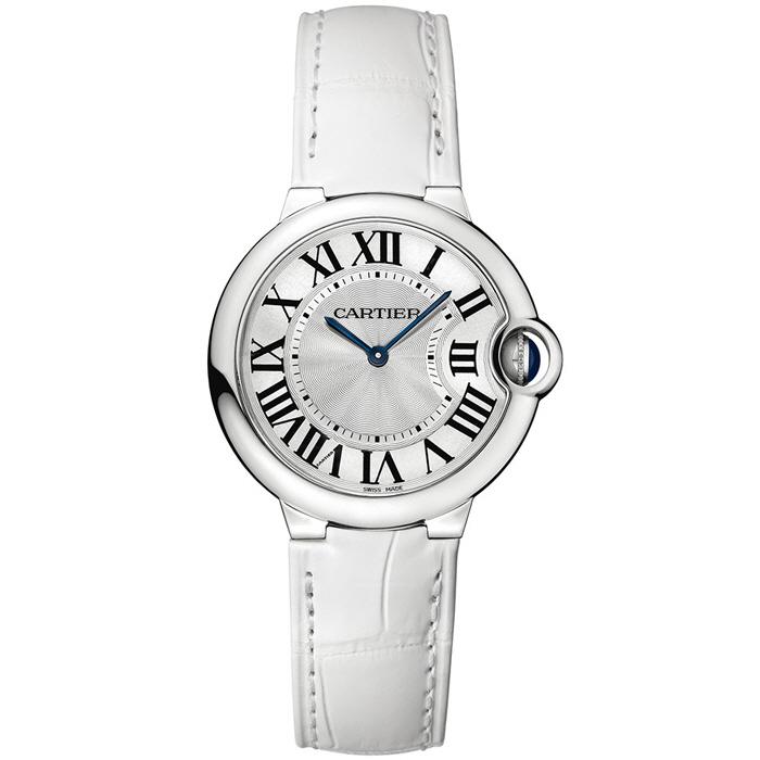 [추가비용없음] 까르띠에 Cartier BALLON BLUE W6920087 여성