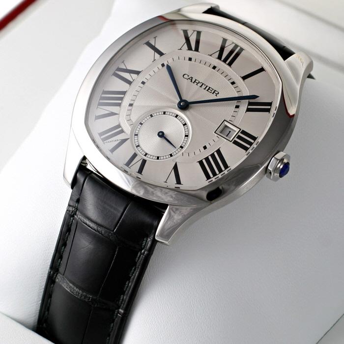 [추가비용없음] 까르띠에 Cartier WSNM0004 Drive 까르띠에