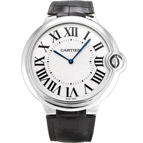 [추가비용없음] 까르띠에 Cartier Ballon Bleu De Cartier W6920055 46mm 남성