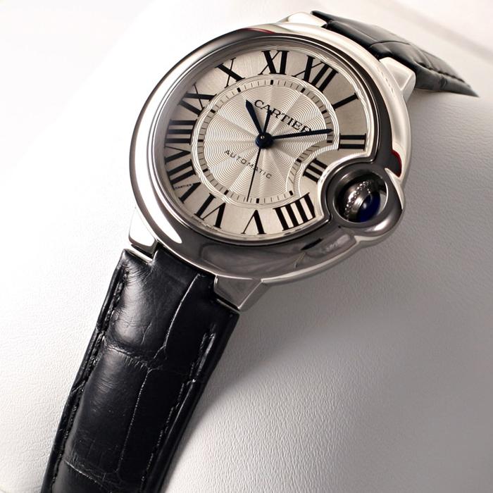 [추가비용없음] 까르띠에 Cartier W6920085 33mm BALLON BLEU 여성