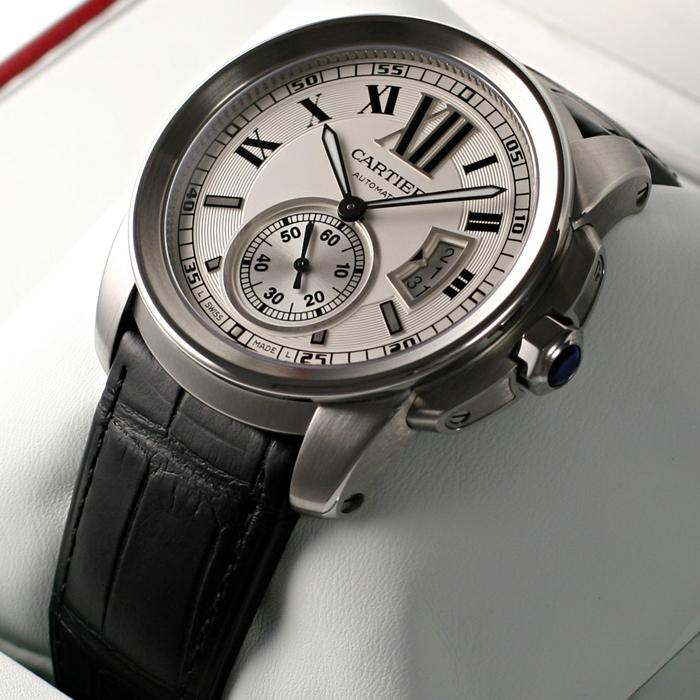 [추가비용없음] 까르띠에 Cartier W7100037 CALIBRE DE Cartier