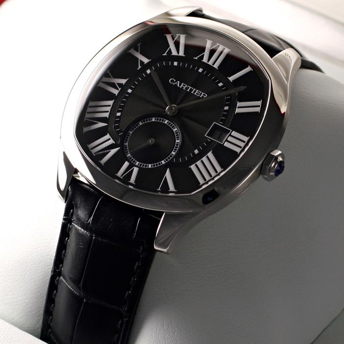 [추가비용없음] 까르띠에 Cartier WSNM0009 Drive Automatic 41mm