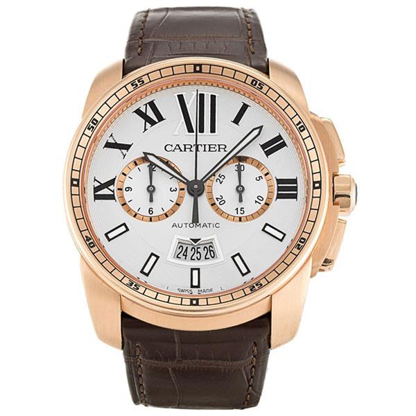 [추가비용없음] 까르띠에 CARTIER W7100044 Calibre de Cartier Chronograph