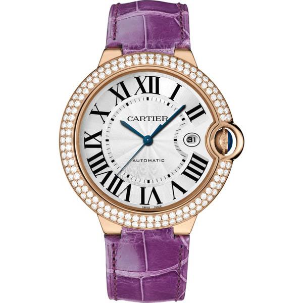 [추가비용없음] 까르띠에 Cartier WSNM1717 WJBB0031 Cartier 발롱 블루 드 42mm