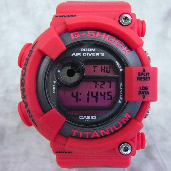 [추가비용없음] 카시오 CASIO 지샥 G-SHOCK DW-8200NT-4JR G-SHOCK FROGMAN 프로그맨