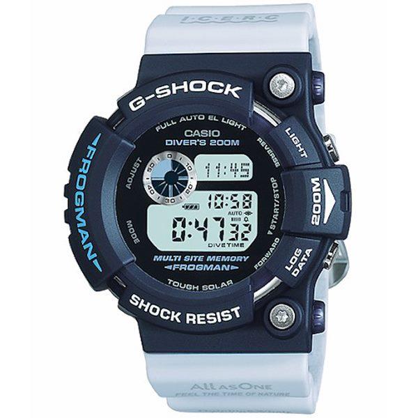 [추가비용없음] 카시오 CASIO 지샥 G-SHOCK GW-205K-2JR Frogman 05 프로그램 돌고래