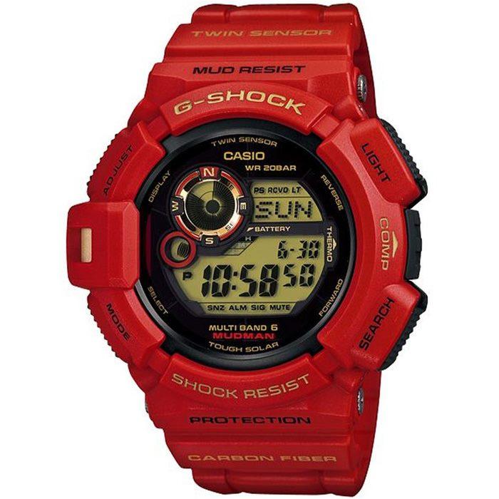 [추가비용없음] 카시오 CASIO G-SHOCK 지샥 GW-9330A-4JR 머드맨 솔라전파시계 [지샥 30주년 기념]