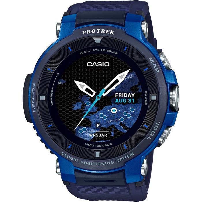 [추가비용없음] 카시오 CASIO 프로트렉 PROTREK Smart Outdoor Watch WSD-F30-BU