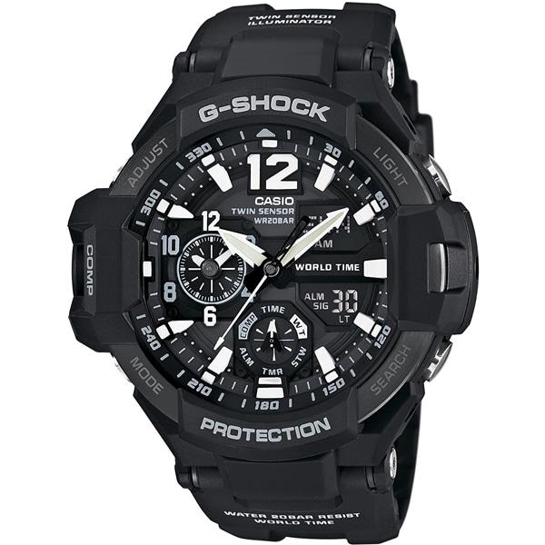카시오 CASIO G-Shock GA-1100-1AJF