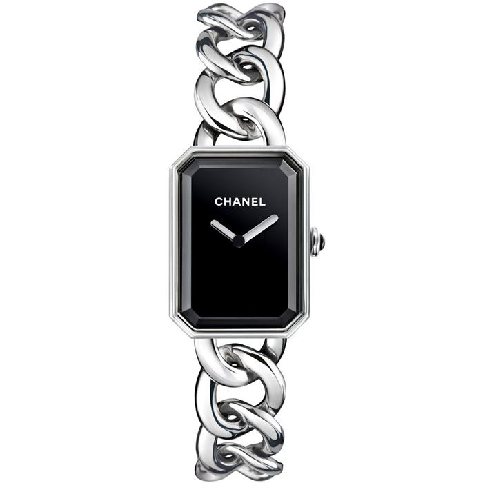 [추가비용없음] 샤넬 CHANEL H3250 Premiere Mother of Pearl Dial Stainless Steel Ladies Watch
