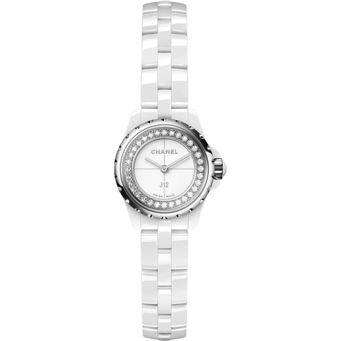 [추가비용없음] 샤넬 시계 CHANEL H5237 J12 XS 다이아몬드