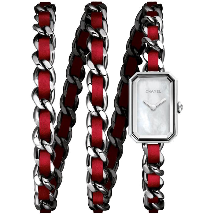 [추가비용없음] 샤넬 시계 CHANEL H5313 Premiere Rock CHANEL Ltd Edition 여성