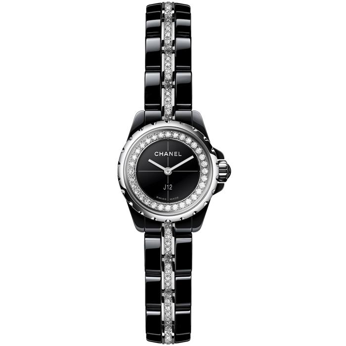 [추가비용없음] 샤넬시계 CHANEL J12 H5236 CHANEL J12 Round Quartz Watches Ceramic Elegant Style