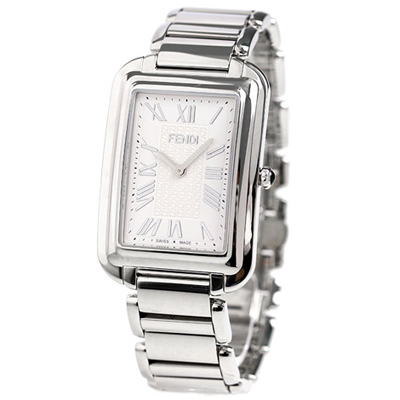 [추가비용없음] 펜디 FENDI 클라시코 31mm 쿼츠 남성 시계 F703014000 화이트