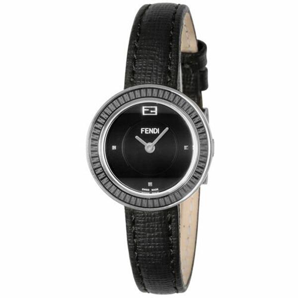[추가비용없음] 펜디시계 FENDI F352021011 MayWay 28mm 여성용 블랙