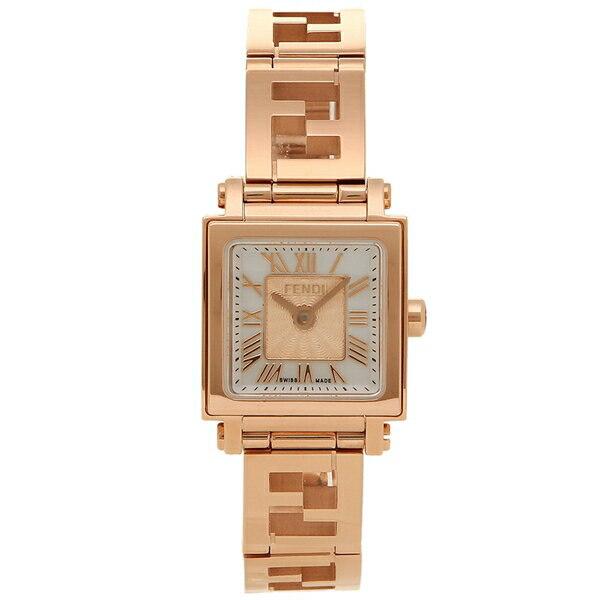 [추가비용없음] 펜디 시계 FENDI F605524500 QUADOROMINI 여성