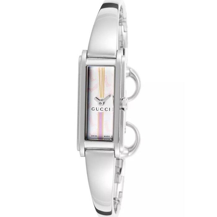 [추가비용없음] 구찌 GUCCI 손목시계 YA109503 쿼츠 여성