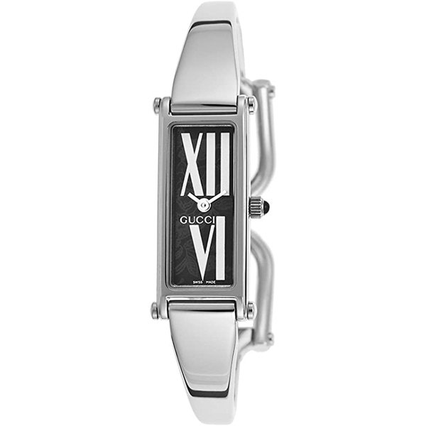 [추가비용없음] 구찌 YA015545 Stainless Steel 1500L Womens Fashion Bangle