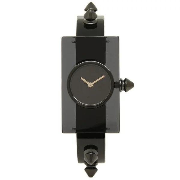 [추가비용없음] 구찌 YA143514 Vintage Web Skeleton Quartz Black Ladies Watch