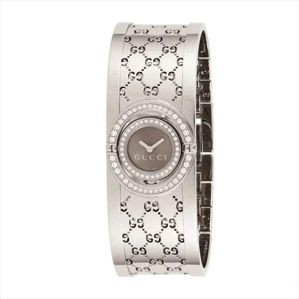 [추가비용없음] 구찌 GUCCI YA112504 Diamond 구찌시계 여성