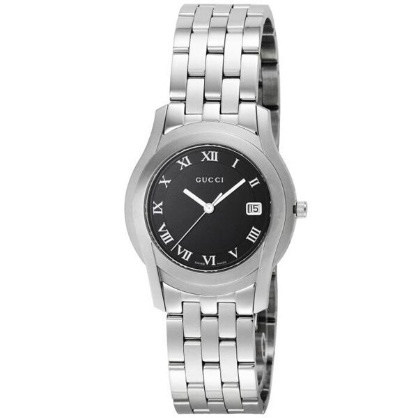 [추가비용없음] 구찌시계 GUCCI  YA055302MSS-BLK G-Class Black Dial Watch