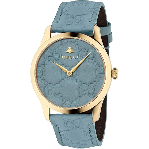 [추가비용없음] 구찌시계 GUCCI  YA1264098 G-Timeless 38mm Watch