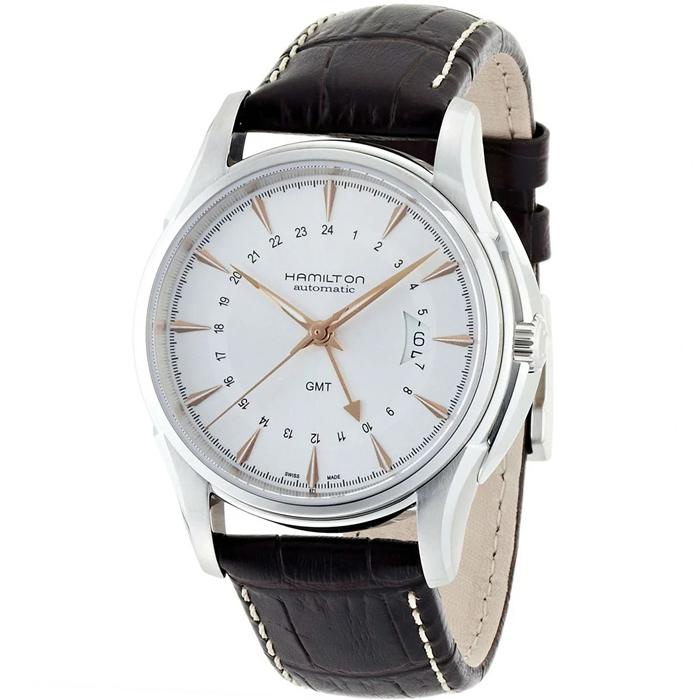 [추가비용없음] 해밀턴 Hamilton American Classic GMT JAZZMASTER TRAVELLER GMT H32585557