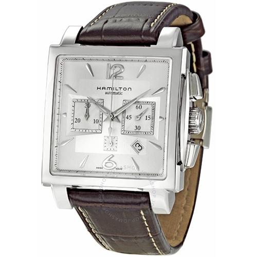 [추가비용없음] 해밀턴 Hamilton American Classic JAZZMASTER 스퀘어 SQUARE H32666555