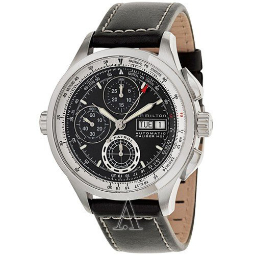 [추가비용없음] 해밀턴 Hamilton Khaki Aviation X-Patrol Chronograph H76556731 남성