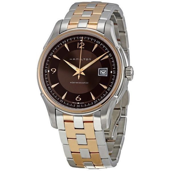 해밀턴 HAMILTON H32655195 Jazzmaster Viewmatic Auto Watch