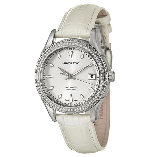 해밀턴 HAMILTON H37495811 Jazzmaster Seaview Auto Women's Automatic Watch