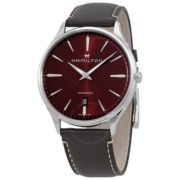 [추가금액없음] 해밀턴 HAMILTON H38525771 Jazzmaster Thinline Automatic Mens Watch