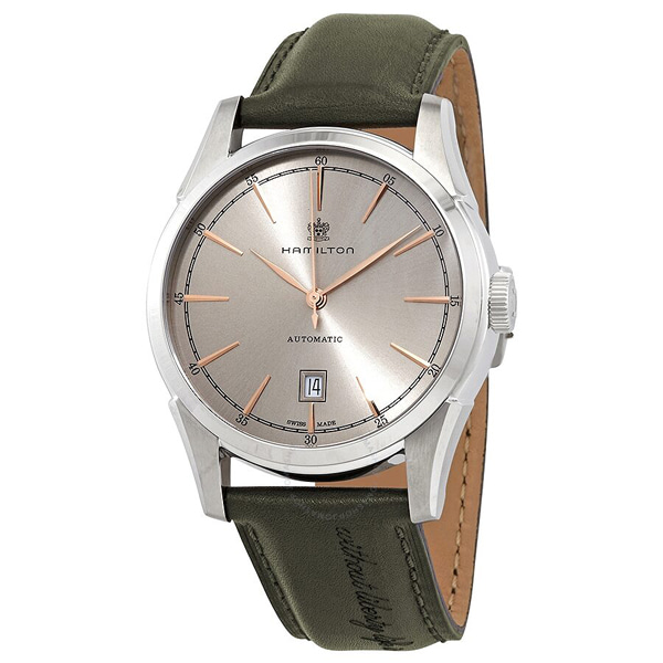 [추가금액없음] 해밀턴 HAMILTON H42415801 American Classic Spirit of Liberty Automatic Mens Watch
