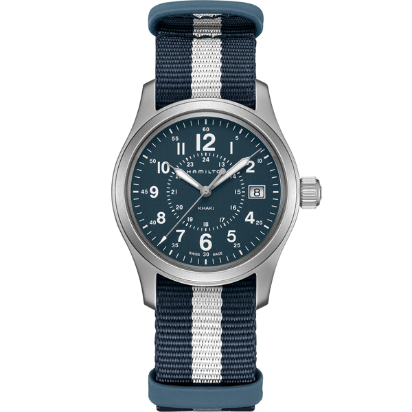 [추가금액없음] 해밀턴 HAMILTON H68201043 Khaki Field Mens Watch