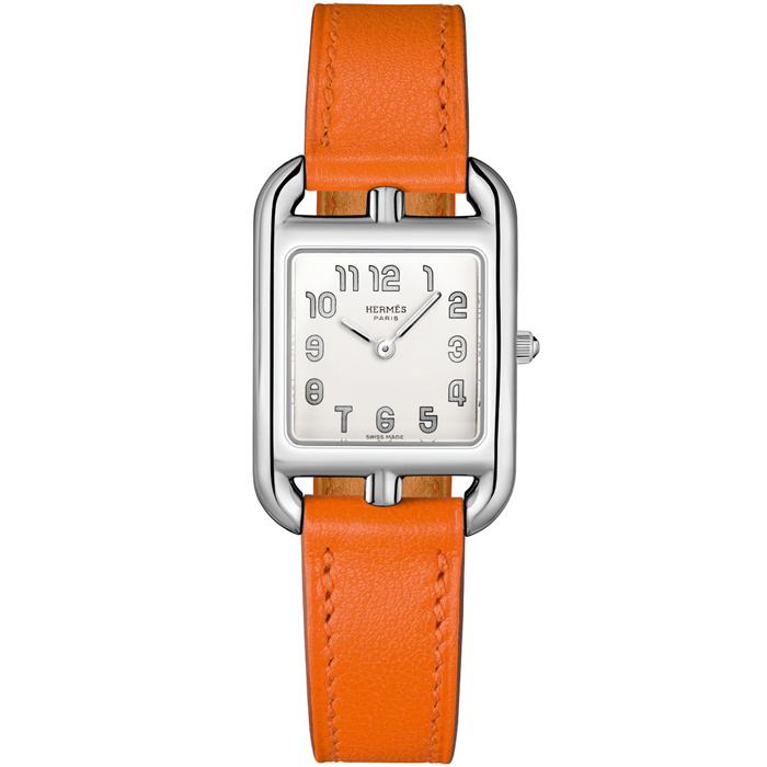[추가비용없음] 에르메스 HERMES Cape Cod watch, small model 23 x 23mm W040242WW00