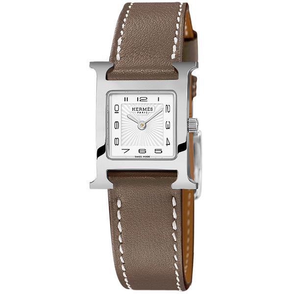 [추가비용없음] 에르메스 HERMES HH1.110.131/WW18 037883WW00 H watch mini