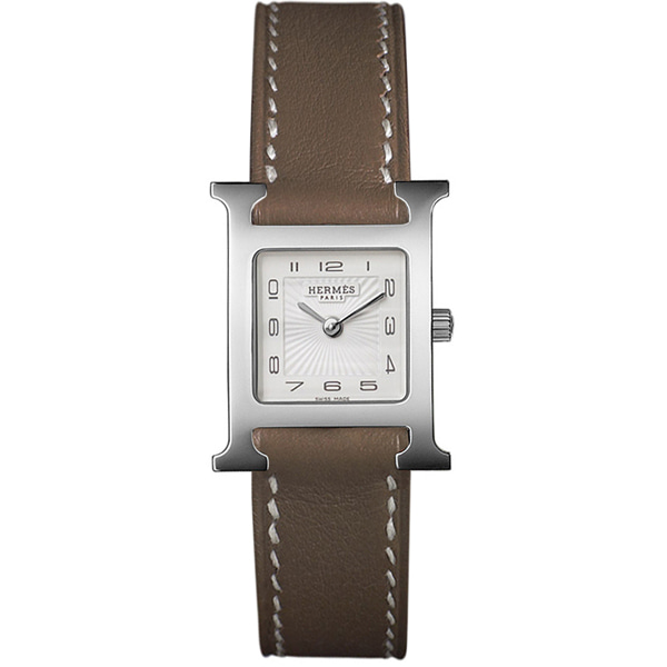 [추가비용없음] 에르메스 HERMES 손목시계 HH1.210.131/WW18 H Watch de Bretair 여성용