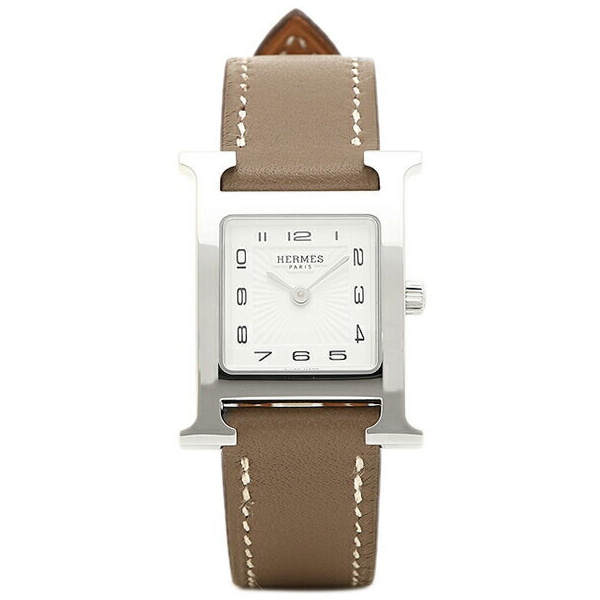 [추가비용없음] 에르메스 HERMES W036709WW00 Heure H watch, 21 x 21 mm
