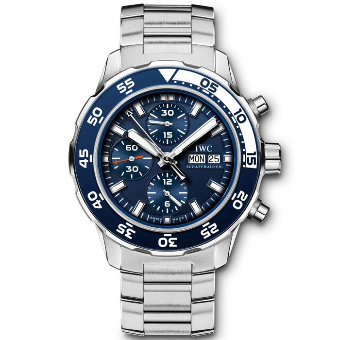 [추가비용없음] IWC IW376710 Aquatimer Automatic Chronograph