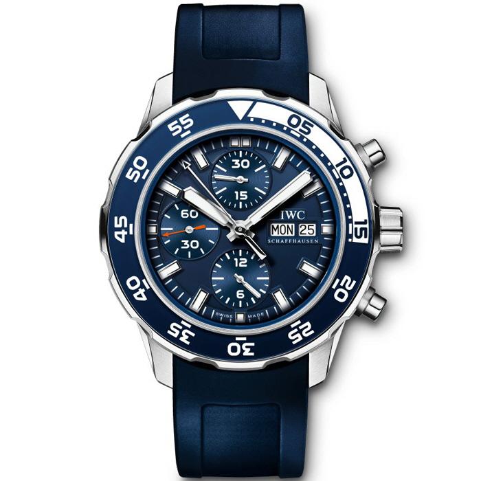 [추가비용없음] IWC IW376711 Aquatimer Automatic Chronograph