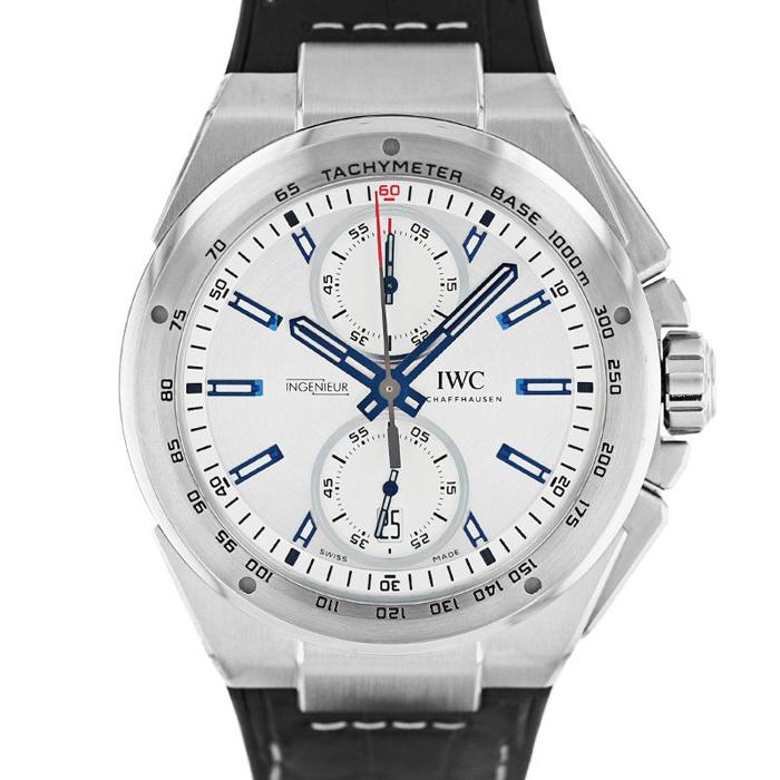 아이더블유씨 IWC IW378509 Ingenieur Chronograph Racer Silver