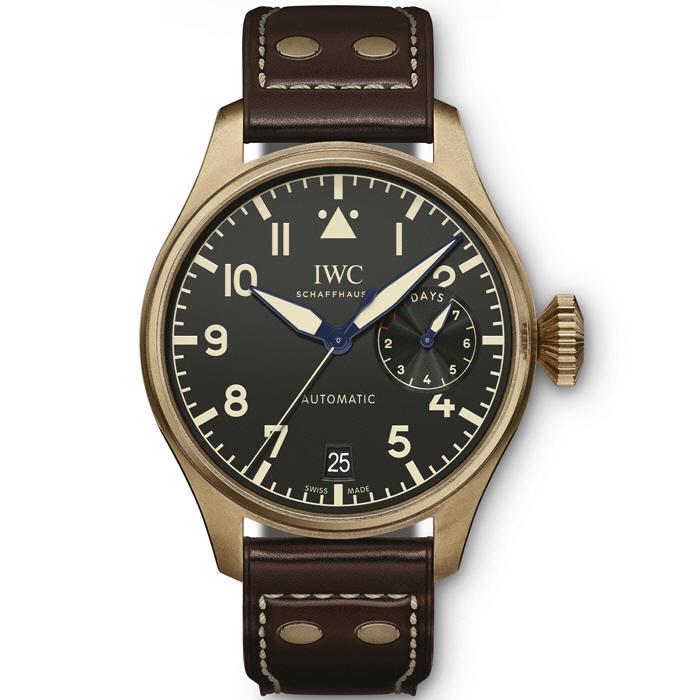 [추가비용없음] IWC Big Pilot's Watch Heritage IW501005 46.2mm