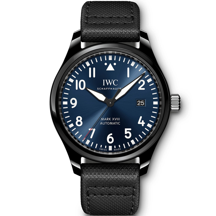 [추가비용없음] IWC IW324703 PILOT 'S WATCH MARK XVIII