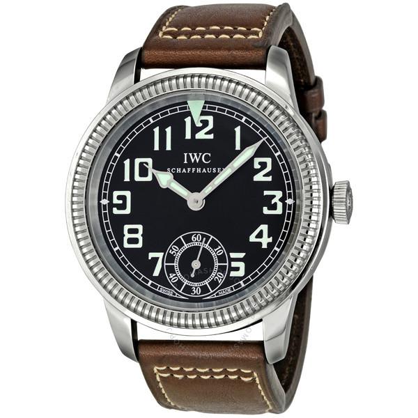 [추가비용없음] IWC IW325401 Vintage Pilot's Watch Hand Wound 아이더블유씨