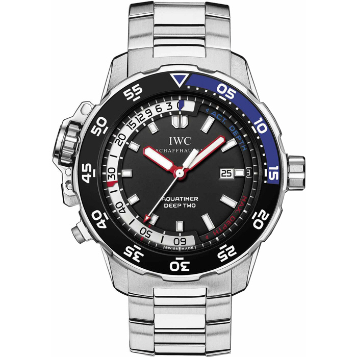 [추가비용없음] IWC IW354703 Aquatimer Deep Two IWC 남성