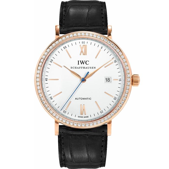 [추가비용없음] IWC IW356515 Portfino Automatic 18K 로즈골드 40mm