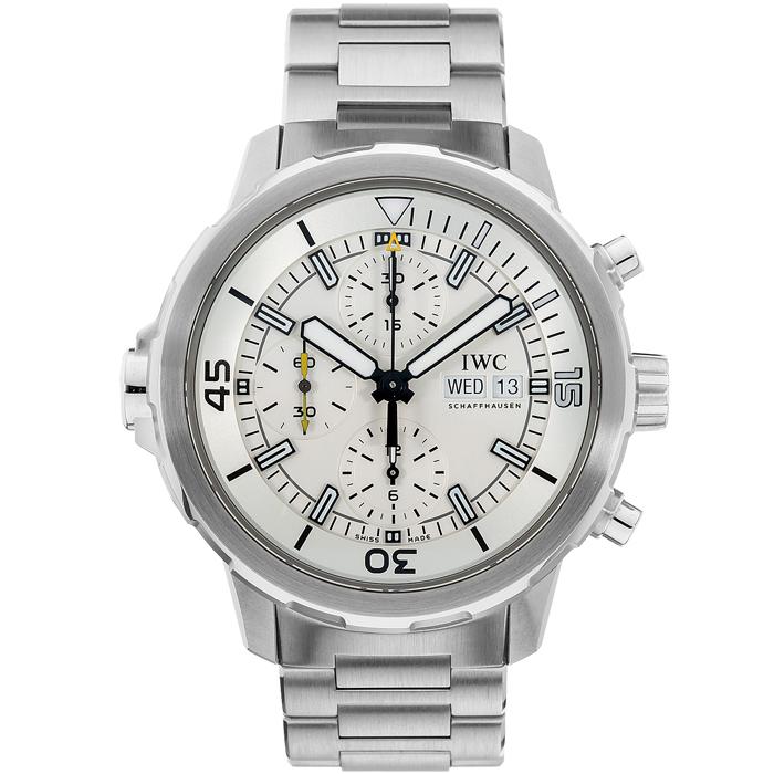 [추가비용없음] IWC IW376802 Aquatimer Chronograph