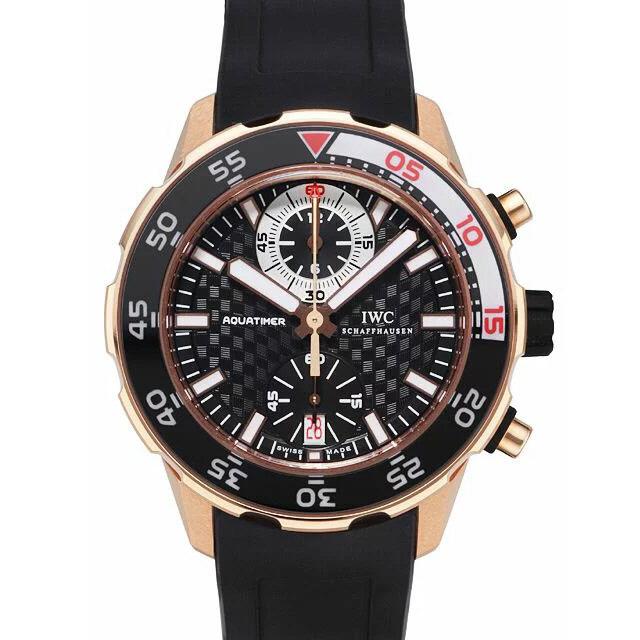 [추가비용없음] IWC IW376903 Aquatimer Automatic Chronograph