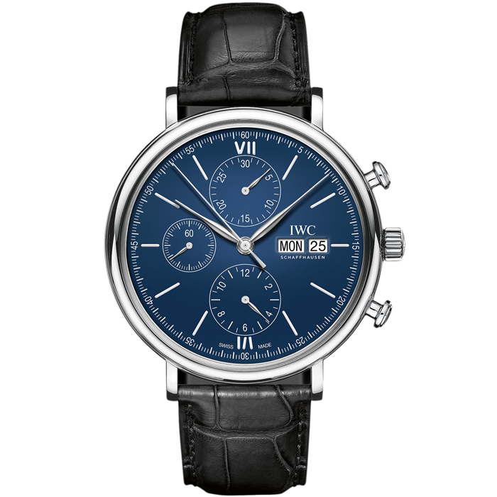 [추가비용없음] IWC IW391023 Portfino Chronograph 150Years Limited Edition
