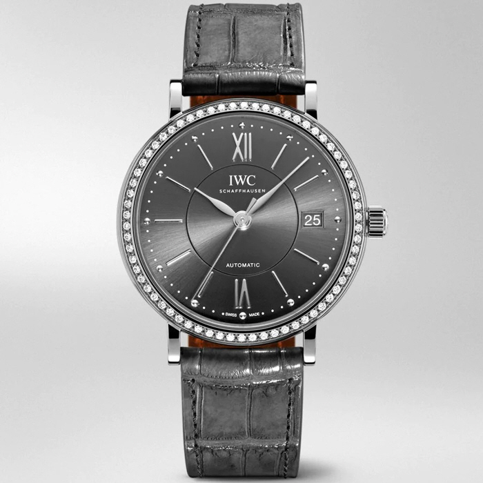 [추가비용없음] 아이더블유씨 IWC IW458104 Portofino Midsize Automatic 37mm